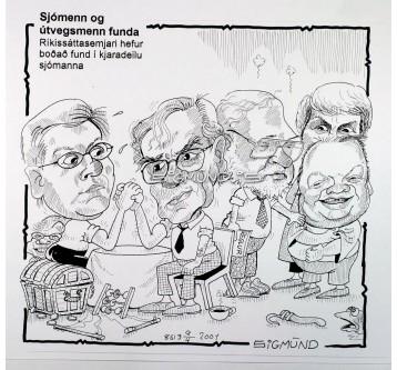Sigmund teikning
